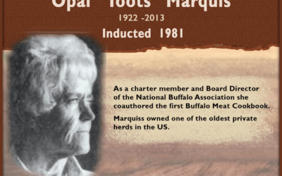 "Opal ""Toots"" Marquis"
