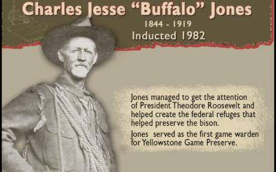 "Charles Jesse ""Buffalo"" Jones"