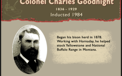 Colonel Charles Goodnight