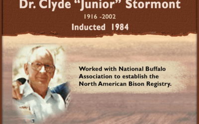 "Dr. Clyde ""Junior"" Stormont"