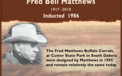 Fred Bell Matthews