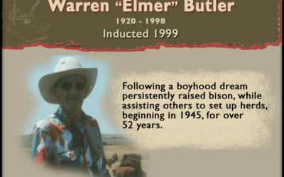 """Warren """"Elmer"""" Butler"""
