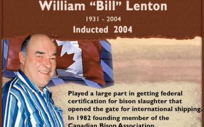 """William """"Bill"""" Lenton"""