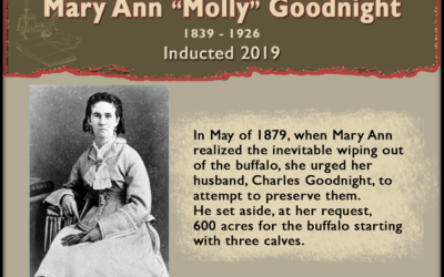 "Mary Ann ""Molly"" Goodnight"
